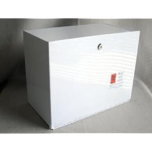 Amazon.com: Specimen Lock Box (Top Door) (14'' L x 11'' H x 7'' in