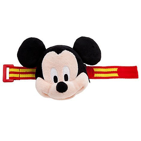 Disney Plush Mickey Mouse Bracelet Purse