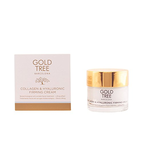 Gold Tree Barcelona Collagen & Hyaluronic Crema Rassodante - 50 ml