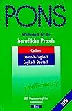 PONS Wörterbuch für berufliche Praxis, Collins Englisch-Deutsch, Deutsch-Englisch