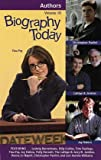 Biography Today Authors: Profiles of People of Interest to Young Readers (Biography Today Author Series)