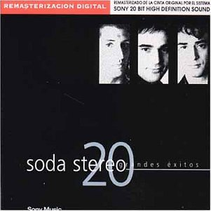 Soda Stereo - 20 Grandes Éxitos - Zortam Music