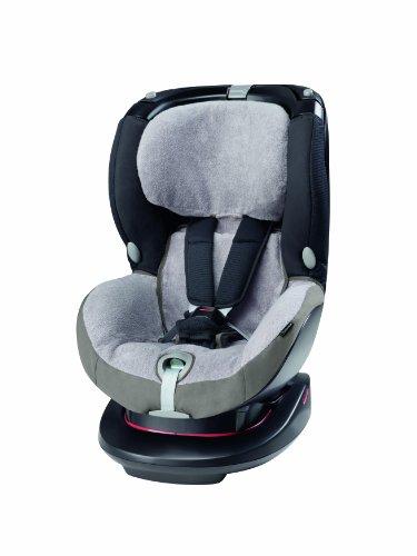 Bébé Confort 77633160 - Copri seggiolino auto in spugna, colore: Grigio