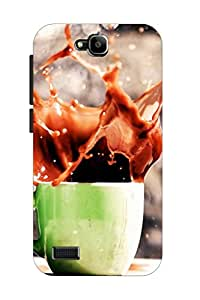 Joe Printed Plastic Back Case For Huawei Honor Holly Mobile ( Multicolor)
