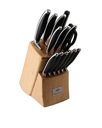 Hampton Forge Signature Contempo 15-Piece Knife Block Set