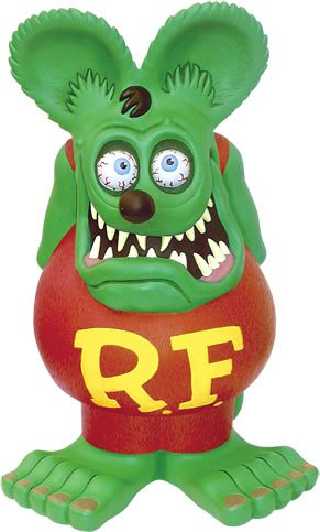 Rat Fink - Bank Big Rat Fink (24 Inch)