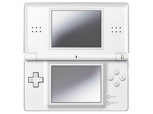 Nintendo DS Konsole Lite white