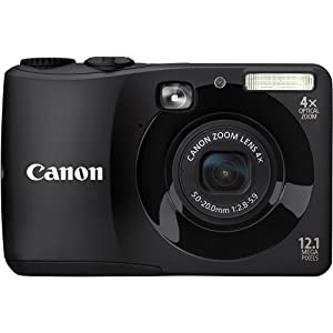 Canon PowerShot A1200 review