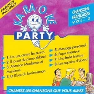 Karaoke Chansons Francaises Vol 2