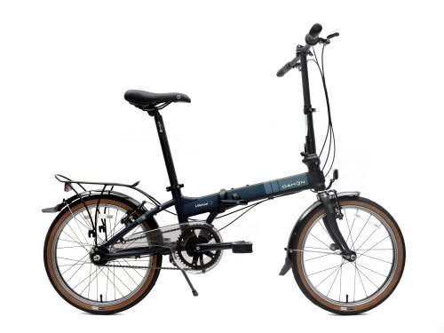 Dahon Vitesse D7HG Folding Bike, Navy, One Size