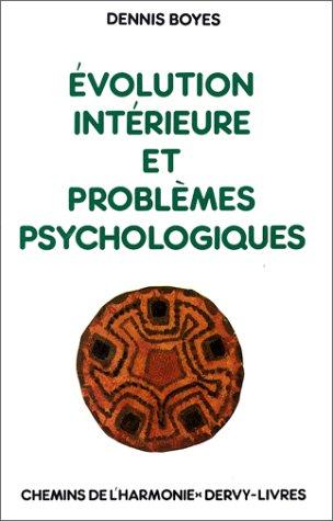 les problemes psychologiques sur le chemin de la connaissance de soi. 41HNNGQWNQL