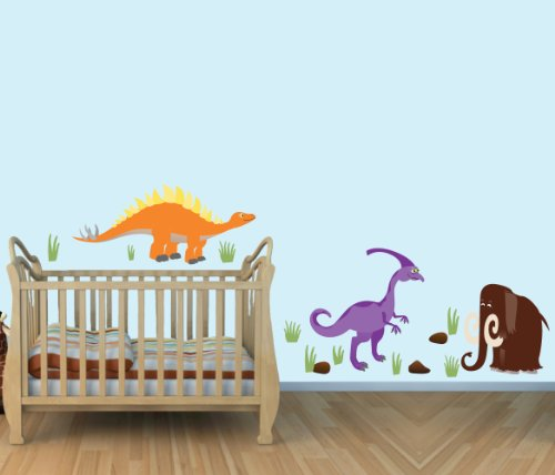 Dinosaur Kids Room front-950488