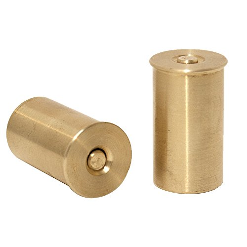 Bisley 12 Gauge Bore Brass Snap Caps