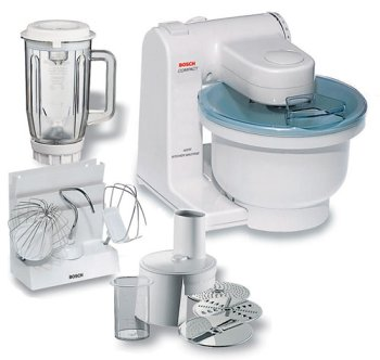Bosch Compact Mixer with Food Proccesor and Blender - MUM4420