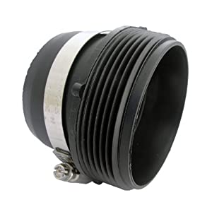 Amazon.com: LASCO RV373 RV Sewer Drainage Fitting with 3