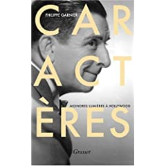 Caractères - Philippe Garnier