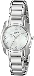 Tissot Women's T0232101111700 Analog Display Quartz Silver Watch