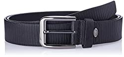 Dandy AW 14 Black Leather Men's Belt (MBLB-315-L)