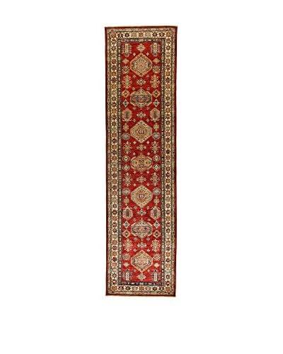L'Eden del Tappeto Alfombra Kazak Super Multicolor 79 x 300 cm