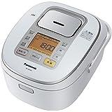 パナソニック IHジャー炊飯器 5.5合 ホワイト SR-HB105-W