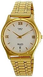 Timex Classics Analog White Dial Mens Watch - BW02