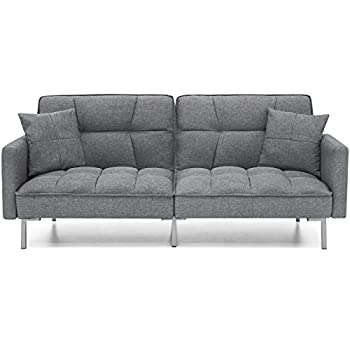 Convertible Loveseat Bed