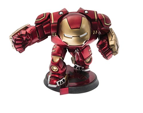 Dragon - Figurina Age Of Ultron - Iron Man Hulkbuster Bobblehead 15Cm - 0089195360151