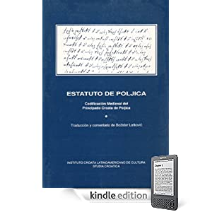 Estatuto de Poljica (Spanish Edition)