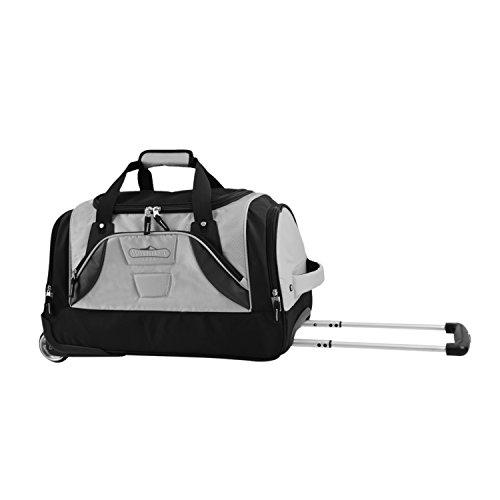 travelers-club-luggage-21-rolling-duffel-bag-gray