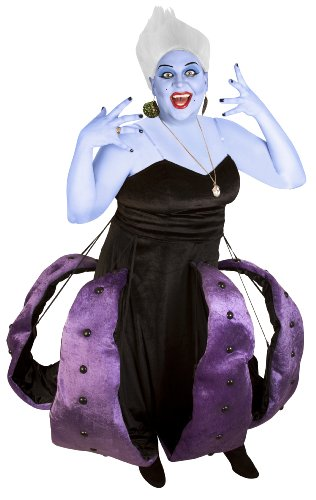 Halloween 2017 Disney Costumes Plus Size & Standard Women's Costume Characters - Women's Costume CharactersAdult Sea Witch Octopus Costume - Plus Size Disney Costumes 2015 - - Women's Costume Characters