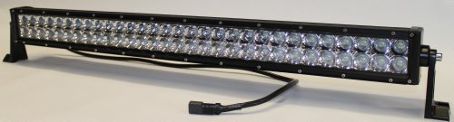 "30"" 180Watt, Cree Led Light Bar With 3D Optics -By Luxwurx"