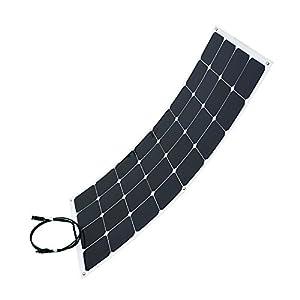 Renogy® 100W Monocrystalline Bendable Solar Panel