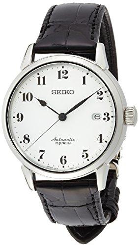 [プレサージュ]PRESAGE 腕時計 琺瑯ダイヤル メカニカル 自動巻(手巻つき) カーブサファイアガラス 日常生活用強化防水(10気圧) SARX027 メンズ