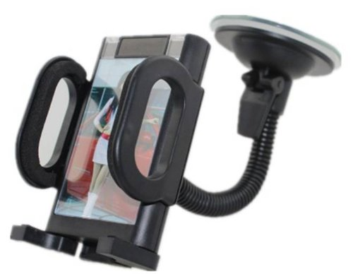 1002T Adjustable Universal Cradle Car Mount Stand Holder For iPhone /iPad /Tablet PC/ GPS/ PSP/ PDA/Mobile Devices