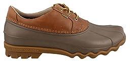 Sperry Top-Sider Men\'s Avenue Duck 3-eye Winter Boot, Tan/Brown, 13 M US