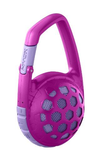 Hmdx Hx-P140Pk Homedics Hangtime Wireless Speaker (Pink)