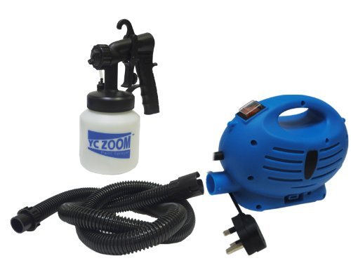 YC ZOOM, PROFESSIONAL SPRAY SYSTEM, PAINTS 15m2 IN 10 MINUTES ELECTRONIC SPRAYER
