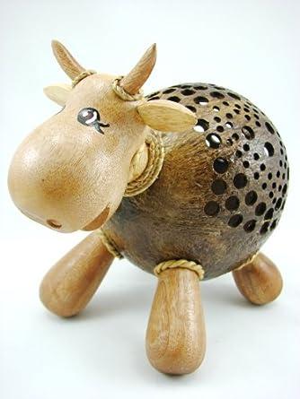Height - Wooden Crafts Handmade of Thailand Craftsman - - Amazon.com