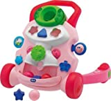 Terrific Chicco Baby Steps Activity Walker - Pink - Cleva® Bundle Edition