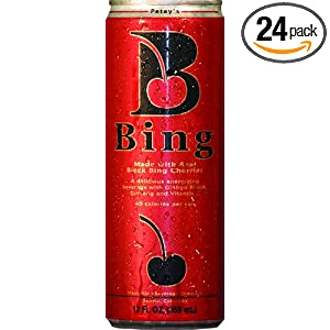 Petey's Bing Energy, 12-Ounce (Pack of 24)