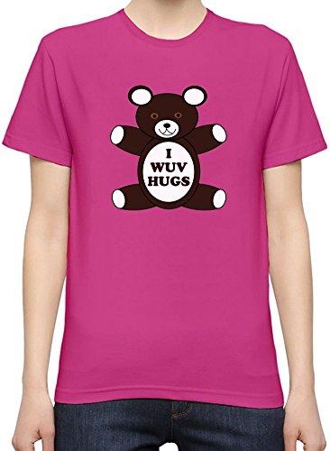 Supernatural I Wuv Hugs T-Shirt per Donne XX-Large