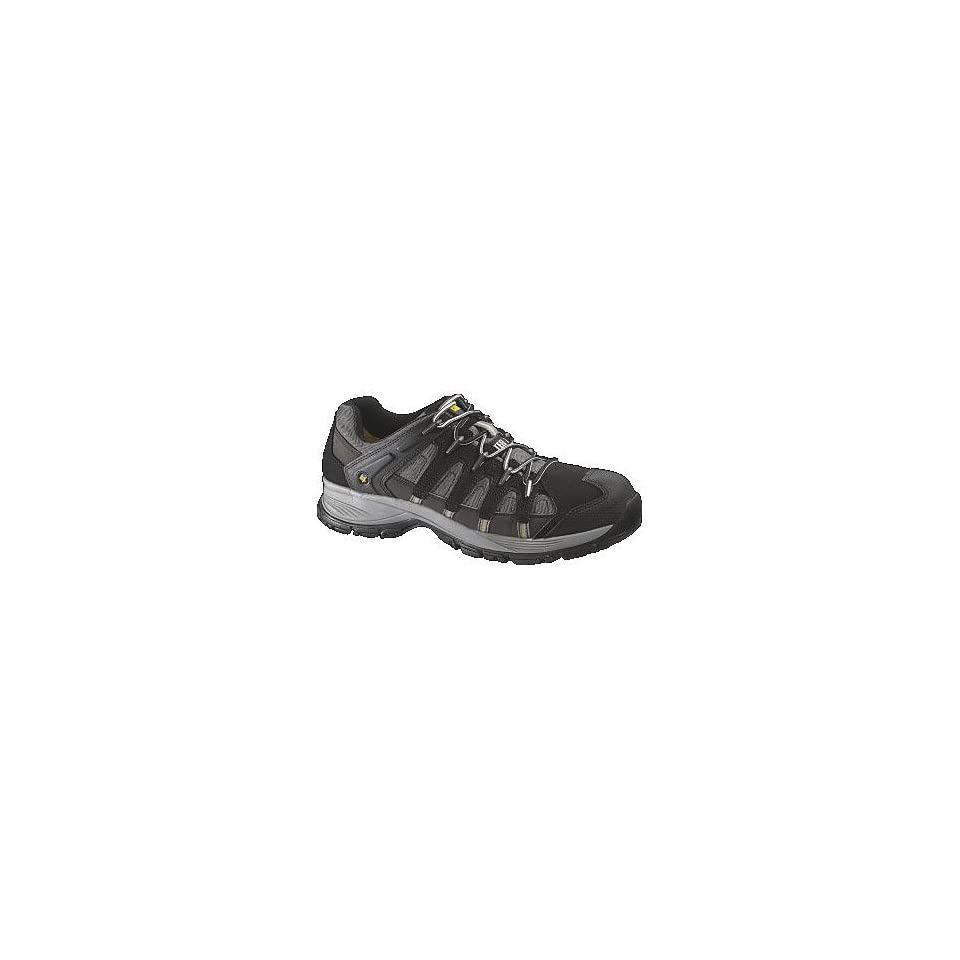 Cat Footwear Linchpin Steel Toe Shoe   Black/Pepper P89916