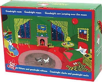 "Cheap Constructive Playthings Classic Stories Floor Puzzle – Goodnight Moon"""""" (B0035Y5K7G)"