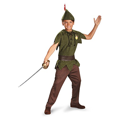Peter Pan Classic Child Costume Size X-Small (3T-4T)
