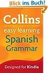 Easy Learning Spanish Grammar (Collin...