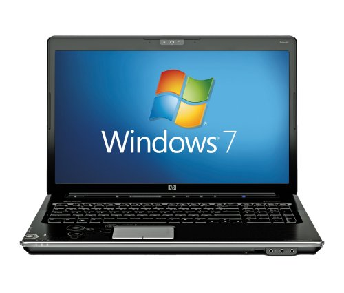 HP Pavilion dv7-3101sa Laptop PC (17.3-inch LED Display, Windows 7 Home Premium, AMD Turion II M520 Processor, 4 GB RAM, 320 GB HDD, ATI Radeon HD 4530 Graphics, up to 4 Hours Battery)