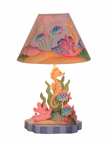 Fantasy Fields - Under The Sea Table Lamp