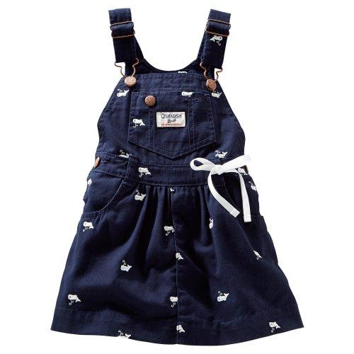 Oshkosh B'Gosh Baby-Girl Shiffli Whale Jumper (9 Months)