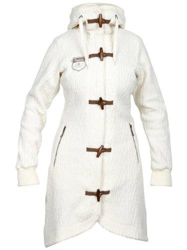 Bergans Damen Jacke Bergfrue Lady Coat Cream 1928