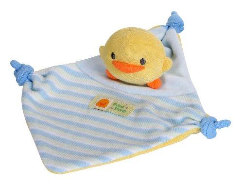 Piyo Piyo Security Blanket - Blue - 1